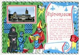 CPM - LISIEUX - HISTORIQUE - Lisieux
