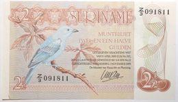Surinam - 2,5 Gulden - 1985 - PICK 119 - NEUF - Surinam