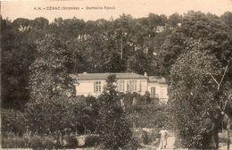 3340CénacDomaine RaoulCirculée 1923 - Autres Communes
