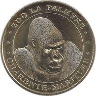 2018 MDP346 - LES MATHES - Zoo De La Palmyre 3 (le Gorille) / MONNAIE DE PARIS - 2018