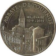2018 MDP263 - TOURNUS - Abbaye De Tournus (Millénaire 1019 - 2019) / MONNAIE DE PARIS - 2018