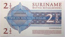 Surinam - 2,5 Dollars - 2004 - PICK 156 - NEUF - Surinam