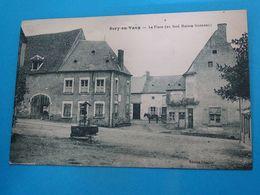 """18 ) Sury-en-vaux  - La Place - """" Au Font La Maison GUENEAU """" Le Puits """"- Année  : EDIT : Fleuriet - France"""