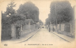 Franconville - Rue De La Station - Autres Communes