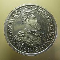 Silver Medal Belgium 5 Ecu 1987 - Non Classés