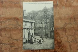 SALINS LES BAINS (39) - PLACE DES BAINS - EGLISE NOTRE DAME - Autres Communes