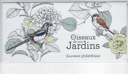 BS 143 Série Nature De France Faune Oiseaux De Nos Jardins Neuf Sous Blister - Blocs Souvenir