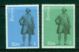 IRELAND 1974 Mi 302-03** Europa CEPT - Sculptures [A5446] - Europa-CEPT