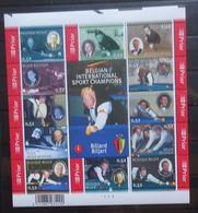 BELGIE 2006     Blok 128       Postfris **     CW 18,00 + FAC  6,24 - Blocks & Sheetlets 1962-....