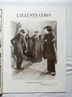 L'ILLUSTRATION Année 1912 / Armistice Turco Balcanique / Armée Hellène / Kismet / Hôtel De Ville Paris / - 1900 - 1949