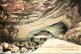 CPA -  MAS-D'AZIL - INTERIEUR DE LA GROTTE DE L'ARIZE (ETAT PARFAIT) - Francia