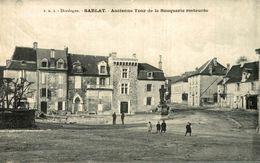 SARLAT ANCIENNE TOUR DE LA BOUQUERIE RESTAUREE - Sarlat La Caneda