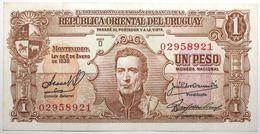 Uruguay - 1 Peso - 1939 - PICK 35c.1 - SUP+ - Uruguay