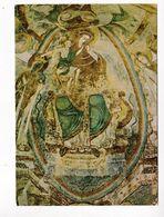 86 Montmorillon Eglise Notre-Dame Crypte Ste-Catherine Vierge à L'Enfant En Gloire,fresque De L'abside N°86.165.01 TBE - Montmorillon