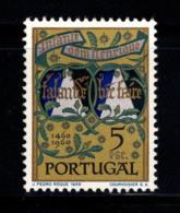 Portugal 1960 Mi. 895 Neuf * 100% 5 E, Henry Le Navigateur - 1910 - ... Repubblica