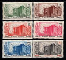 Français Déclare L'Océanie 1939 Yv. 130-134, PA 2 Neuf ** 100% Révolution - Neufs
