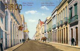 GRAN CANRIA - LAS PALMAS - CALLE VIERA Y CLAVIJO VIERA Y CLAVIJO STREET - Gran Canaria