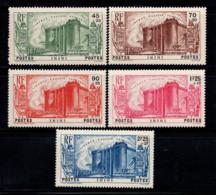 Inini (Inini) 1939 Yv. 31-35 Neuf ** 100% Révolution - Inini (1932-1947)