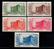 Cameroun 1939 Yv. 192-196 Neuf ** 100% Révolution - Kamerun (1915-1959)