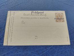 1597.Bosnia Hercegovina KUK 1914. Postal Stationery Feldpost  Portofrei - Lettres & Documents