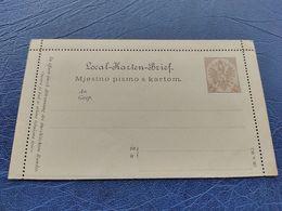 1598.Bosnia Hercegovina KUK 1914. Postal Stationery Feldpost  Portofrei - Bosnie-Herzegovine