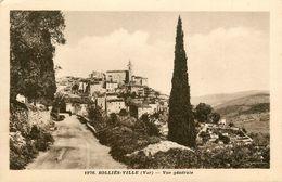 Solliès Ville * Vue Générale - Sollies Pont