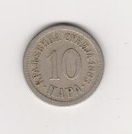 10 PARA 1912 - Serbien