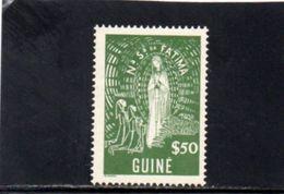 GUINEE PORT. 1948 * - Portuguese Guinea