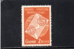 GUINEE PORT. 1949 * - Portuguese Guinea