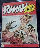 Rahan 13 : L'ile Du Clan Perdu EO 1975 - Rahan