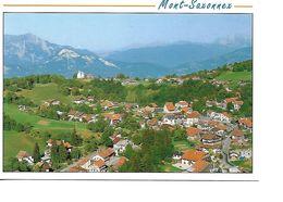 74 MONT SAXONNEX Cpm Vue Générale - Other Municipalities