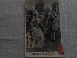 Couple De Femmes Marquis Marquisette Théâtre - Femmes