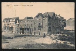 KNOKKE   GROUPE DE VILLAS - Knokke