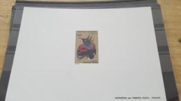 LOT505567 TIMBRE DE ANDORRE NEUF** EPREUVE DE LUXE - Andorre Français