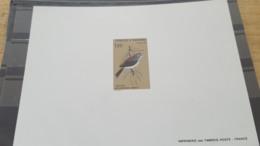 LOT505568 TIMBRE DE ANDORRE NEUF** EPREUVE DE LUXE - Andorre Français