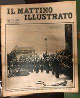 Il Mattino Illustrato 17-24 08 1925 I Marinai Italiani A Parigi COD Doc.296 - Books, Magazines, Comics