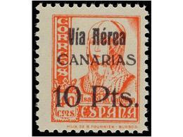 SPAIN: CANARIAS - Emissions Républicaines