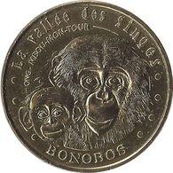 2018 MDP330 - ROMAGNE - La Vallée Des Singes 6 (Les Bonobos) / MONNAIE DE PARIS - 2018