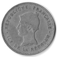 BON POUR UN FRANC De 1896 - Réunion