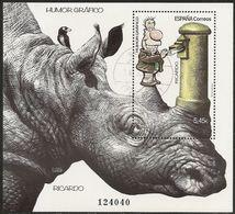 2020-ED. 5410 H.B.-Humor Gráfico. RICARDO- USADO - Blocs & Hojas