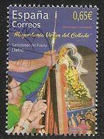 2020-ED. 5411 -Tradiciones Y Costumbres. Mayordomía Virgen Del Collado- USADO - 1931-Hoy: 2ª República - ... Juan Carlos I