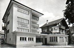 Suisse : Buochs Café Restaurant Zimmermann - NW Nidwald
