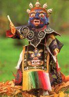 Tibet : Danseur De Cham - Tibet