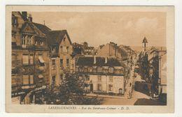 57 - Sarreguemines - Rue De Généraux-Crémer - Sarreguemines
