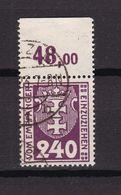 Danzig - Portomarken - 1921 - Michel Nr. 9 P OR - Gestempelt - 60 Euro - Dantzig