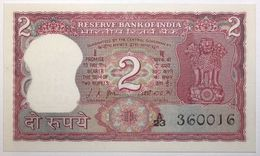 Inde - 2 Roupies - 1969 - PICK 67a - NEUF - India