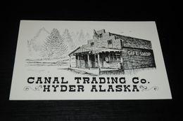 15958-                 ALASKA, HYDER, CANAL TRADING CO. - Altri