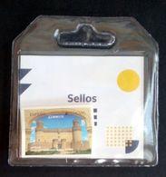 RARE!!! ESPAÑA SPAIN ESPAGNE SPANIEN 2017 EUROPA CEPT CASTLES Bag Of 5 Selfadhesive Stamps MNH ** - 2017