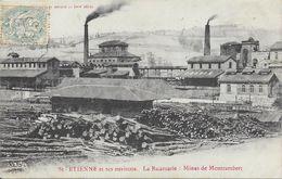 St ETIENNE Et Ses Environs - La Ricamarie : Mines De Montrambert - Saint Etienne