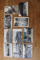 10 Cpa Guerre 1914 1918   Allemandes  WWI  Lot 2 - Guerra 1914-18